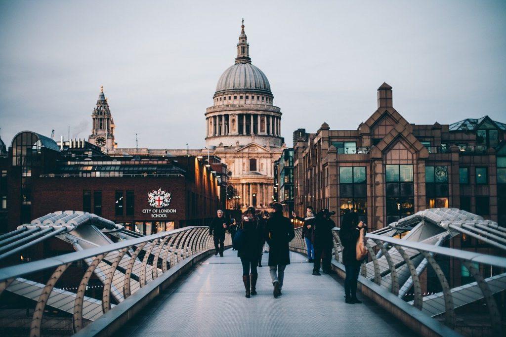 london, cityscape, england