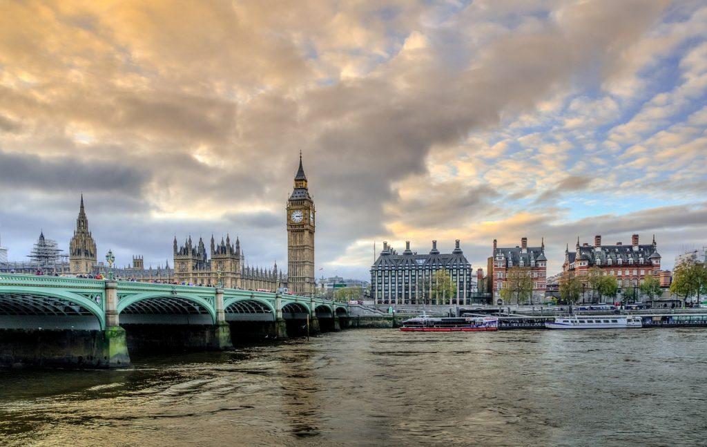london, victoria, big ben