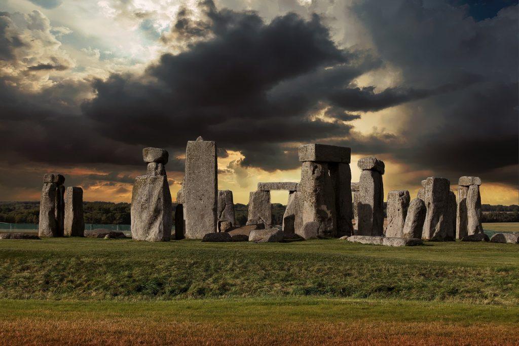 stonehenge, monument, england