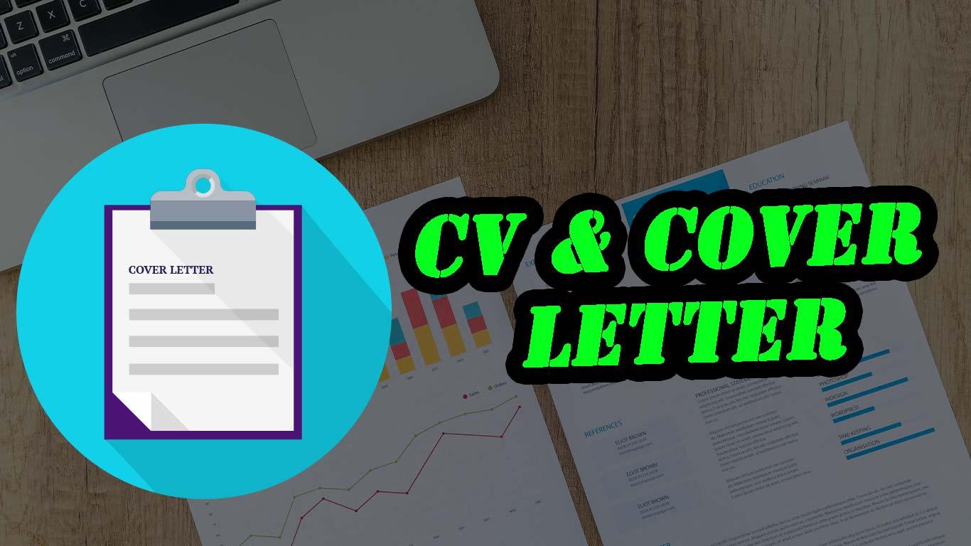 CV + Cover Letter