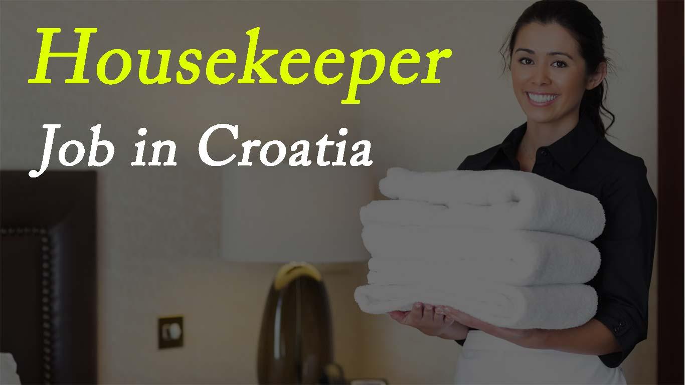 Croatia job