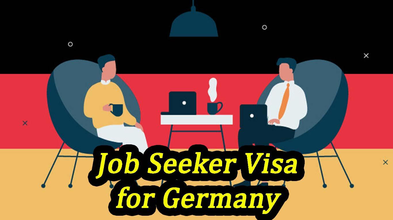 Job Seeker Visa for Germany